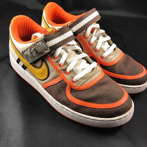 Vintage Nike Vandal Low